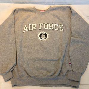 Champion athletics United States Air Force L